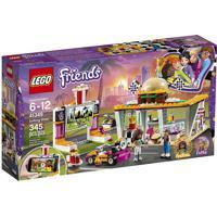 Legoâ® Restaurante Drifting- Amarelo & Bege- 345Pã§Slego