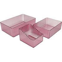 Organizador- Vermelho Escuro- 3Pã§S- Jacki Designjacki Design