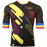 Camiseta Befast Vuelta A Colombia Premium Masculina - Masculino