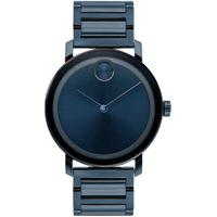 Relógio Movado Masculino Aço Azul - 3600510