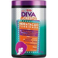 Niely Diva De Crespo - Máscara De Hidratação Turbinada 1Kg - Unissex-Incolor