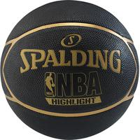 Netshoes  Bola Basquete Spalding Highlight Gold - Unissex b08aa894dba45