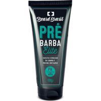 Creme Pré Barba Beard Brasil 120G