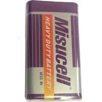 Baterial 9V Misucell 6F22