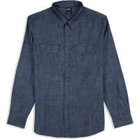 Camisa Washed Ls Woven. Oakley