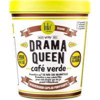 Lola Cosmetics Drama Queen Café Verde - Máscara Purificante 450G - Unissex-Incolor