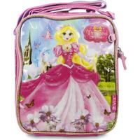 Lancheira Princess Sophia 4729984 Rosa