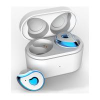 Fone De Ouvido Sdbc Se6 Bluetooth 5.0 Com Case - Azul Claro