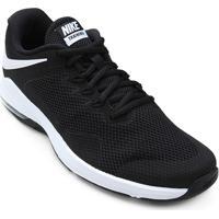 ... Tênis Nike Air Max Alpha Trainer Masculino - Masculino-Preto+Branco d553f0e8fb