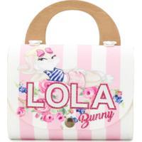 Monnalisa Bolsa Lola Bunny - Branco
