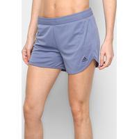 ce90c891a Netshoes; Short Adidas Corechill Feminino - Feminino