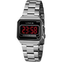 Relógio Lince Classico Mdm4645Lpxsx Feminino - Feminino-Prata