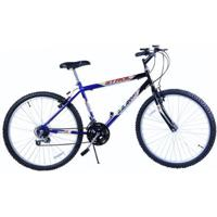 Bicicleta Aro 26 Passeio 18 Marchas Stroll - Unissex