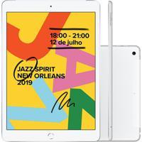Tablet Apple Ipad 8ª Geração 10.2'' Wi-Fi 128Gb Prata