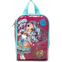 Lancheira Sestini Ever After High 17M Infantil Roxo