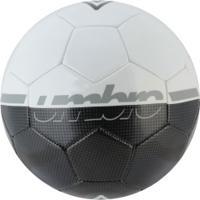 Bola De Futebol De Campo Umbro Veloce Supporter - Branco Preto c2536ed52a32d