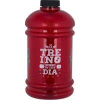 Garrafa De Água Integralmédica Galão - 1 Litro - Vermelho