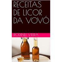 Ebook Receitas De Licor Da Vovó