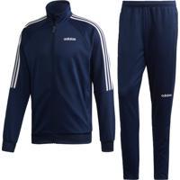 Agasalho Adidas Sere19 Ts Azul - Kanui