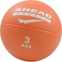 Medicine Ball Ahead Sports As1211 3Kg - Tricae