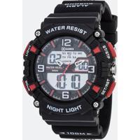 Relógio Masculino Xgames Xmppa250-Bxpx Analógico/Digital 10Atm