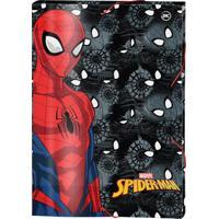 Pasta Aba Com Elástico - 33X23 Cm - Disney - Marvel - Spider-Man - Dac