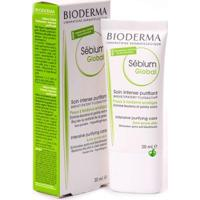 Tratamento Antiacne Bioderma Sébium Global 30Ml - Unissex-Incolor