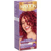 Tintura Creme Maxton 5.62 Vermelho Rubi Com 1 Unidade