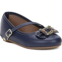 9bf7b4028 Ir para a loja Zattini Zattini; Sapato Para Bebe - Feminino-Azul