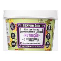 Creme Hidratante Para Cabelos Abacaxi & Manteiga De Bacuri Lola 100Gr