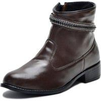 Bota Elegancy Ankle Strapcircle70 Cafe