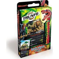 Super Trunfo Dinossauros 2 - Jogo De Cartas - Grow - Tricae