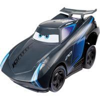 Carrinho De Fricção - Corredor Veloz - Disney - Pixar - Cars 3 - Jackson Storm - Mattel - Masculino