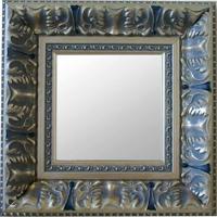 Espelho Moldura 16163 Dourado Art Shop