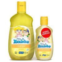 Kit Turma Da Xuxinha Shampoo 400Ml + Condicionador Suave 210Ml
