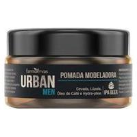 Pomada Modeladora Tracta Urban Men | Tracta Capilar | Branco | 50G