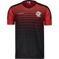 Camisa Flamengo Strike 9 Gabriel B. - Masculino-Vermelho