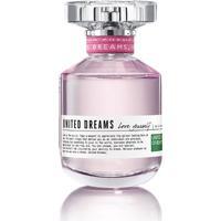 Perfume Feminino United Dreams Love Yourself Benetton Eau De Toilette 50Ml - Feminino-Incolor