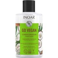 Condicionador Inoar Go Vegan Hidratação E Nutrição - 300Ml - Unissex-Incolor