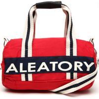 Mala Aleatory Logo Vermelho