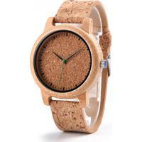 Relógio Madeira Dododeer-A05