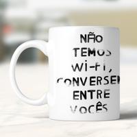 Caneca Wi-Fi