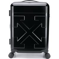 Off-White Quote Luggage - Preto