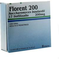 Florent Pó 200Mg Grb 4 Envelopes 1G