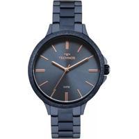 ... Relógio Feminino Technos Trend 2035Mme 4A - Unissex-Preto 182fea54f6