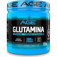 Glutamina Age 300G - Nutrilatina - Unissex