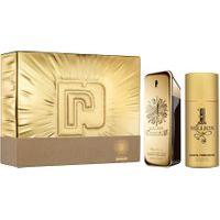 Kit Paco Rabanne 1 Million Parfum Masculino Eau De Parfum 100Ml + Desodorante 150Ml - 1 Unidade Único
