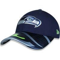 Netshoes  Boné Feminino Seattle Seahawks 940 Draft 2017 On Stage New Era -  Feminino 248ca5b8555