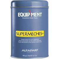 Alfaparf Pó Descolorante Equipment Supermeches 7 Tons 400G - Unissex-Incolor