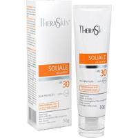 Protetor Solar Theraskin Soliare Fps30 50G